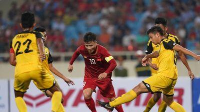HLV Brunei sốc khi nói về trận thua đậm U.23 Việt Nam