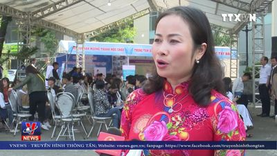 Ngày hội việc làm thu hút hàng nghìn người tham gia tại Sơn La