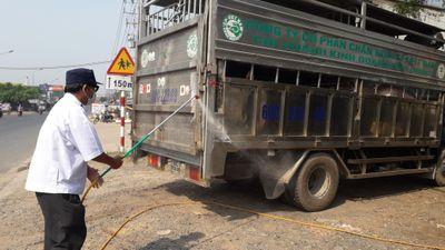 Đồng Nai lập thêm 5 chốt kiểm soát, ngăn chặn dịch tả lợn châu Phi