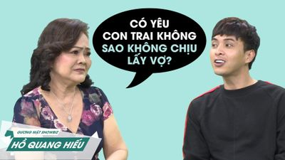Hồ Quang Hiếu bị mẹ nghi ngờ giới tính vì mãi không chịu lấy vợ
