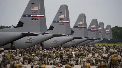Choáng ngợp sức mạnh sư đoàn dù 'trăm tuổi' của Quân đội Mỹ