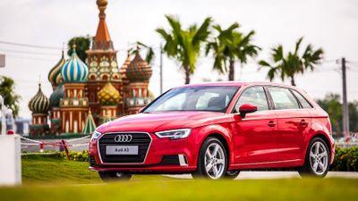Audi A3 2019 giá 1,55 tỷ đồng sang trọng, tiện nghi nhưng cách âm chưa tốt
