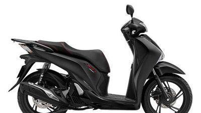 Cận cảnh Honda SH 150i 2019 phiên bản đắt nhất ở Việt Nam