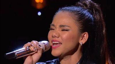 Bị chê hát như la hét, Myra Minh Như vẫn vượt qua vòng 2 American Idol