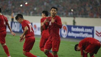 Clip bàn thắng đẹp như mơ của Hà Đức Chinh mở tỷ số trận U23 Việt Nam vs U23 Thái Lan