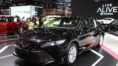 Chi tiết Toyota Camry 2019 sắp ra mắt tại VN
