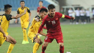 Đội hình U23 Việt Nam vs U23 Thái Lan: Biến hóa với Quang Hải