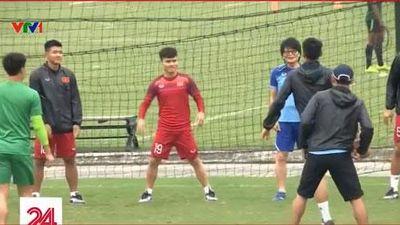 CLIP: U23 Việt Nam chuẩn bị những gì để đấu với U23 Thái Lan