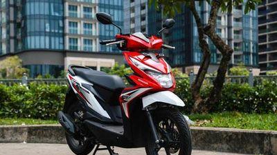 Cận cảnh xe ga giá rẻ của Honda tại Việt Nam