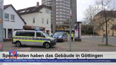 Đức sơ tán nhiều trụ sở chính quyền vì đe dọa đánh bom