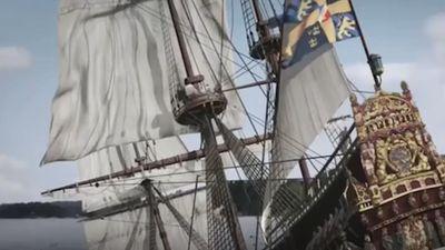 Bí ẩn tàu chiến 'vướng lời nguyền' nằm dưới đáy biển hơn 300 năm