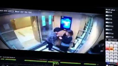 Phạt 200.000 đồng kẻ cưỡng hôn nữ sinh trong thang máy là vô cảm