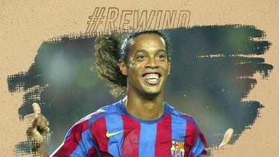 Siêu phẩm đáng nhớ nhất của Ronaldinho cho Barcelona