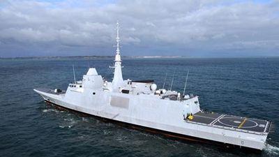 Pháp ban giao khinh hạm mạnh nhất châu Âu cho Italy