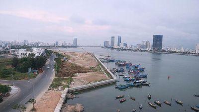 Tạm dừng triển khai dự án lấn sông Hàn