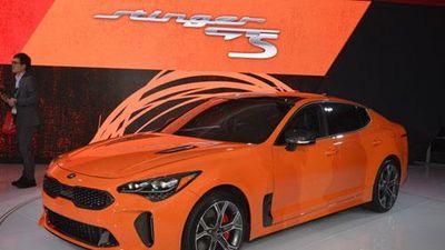 Cận cảnh Kia Stinger GTS 2020: Công suất 365 mã lực, giá hơn 1 tỷ