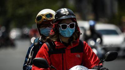 Sài Gòn nóng hầm hập đến 21h do đảo nhiệt đô thị