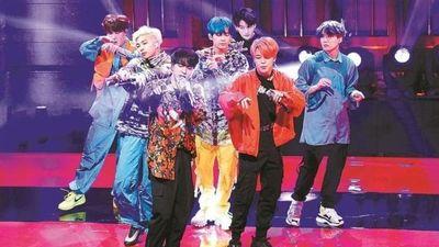 Album 'Map Of The Soul: Persona' của BTS lập kỷ lục BXH tại Anh và Mỹ