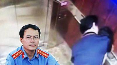 Hành vi của ông Nguyễn Hữu Linh đủ yếu tố cấu thành tội dâm ô để bị khởi tố