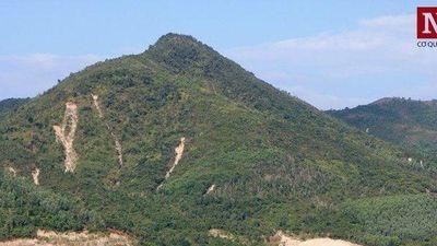 Hàng trăm căn nhà xây dựng trái phép trên núi ở Khánh Hòa: Xã và huyện tiếp tay cho sai phạm?