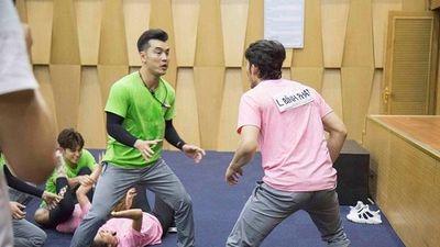 Running Man Việt Nam: Ưng Hoàng Phúc, Phạm Quỳnh Anh và Thu Thủy hoảng hốt khi bị rượt đuổi?