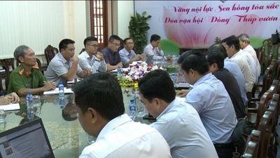 Đồng Tháp bất ngờ tiết lộ lý do tịch thu và giữ đất của gia đình ông Trần Thiện Kim