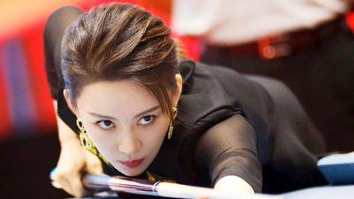 Mỹ nhân billiards Trung Quốc Phan Hiểu Đình