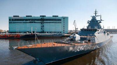 Lộ diện tàu hộ vệ đề án 20385 mà Việt Nam nên xem xét