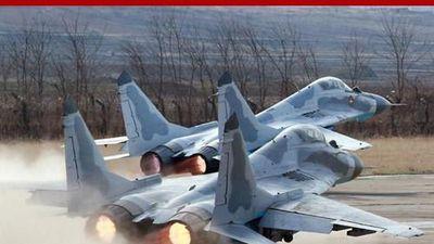 Chiêm ngưỡng chiến đấu cơ 'xịn' nhất của Triều Tiên