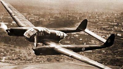 Chết ngất với ý tưởng thiết kế máy bay trong CTTG 2