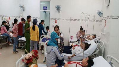 44 học sinh nhập viện sau khi uống sữa