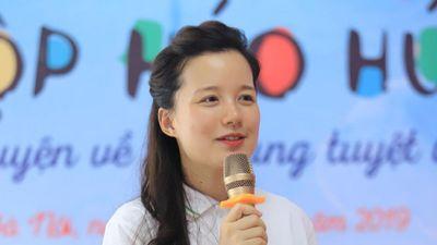 MC Minh Trang – mẹ trẻ 'siêu nhân' và chiếc Hộp Háo Hức