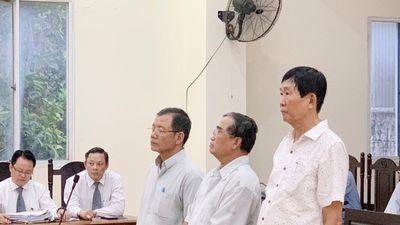 Nguyên giám đốc Sở Địa chính Bình Dương Cao Minh Huệ lãnh 12 năm tù
