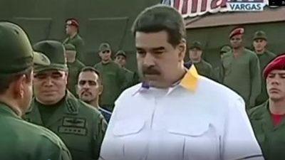 CLIP: Venezuela sẵng sàng đáp trả nếu mỹ can thiệp quân sự