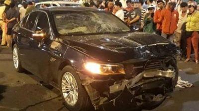 Điều tra vụ xe Mazda 'ủi' hàng loạt phương tiện trên phố
