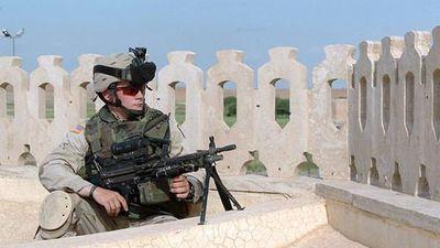 Lai lịch 'sốc' khẩu súng máy mới nhất của đặc nhiệm Mỹ