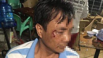 Quận Bình Tân: Đổ máu tại khu đất và nhà đang chanh chấp giữa chủ đất và đại gia Trần Thị Mỹ Hiền