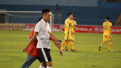 Hải Phòng nhận 2 án phạt sau trận hòa Thanh Hóa ở vòng 10 V-League