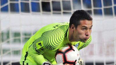 Filip Nguyễn nhận danh hiệu 'Thủ môn hay nhất' giải CH Czech