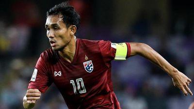 Thái Lan khủng hoảng hàng công trước đối đầu Việt Nam tại King's Cup