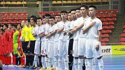 HLV Trương Quốc Tuấn: 'Những trận giao hữu sắp đến đều rất bổ ích với U20 futsal Việt Nam'