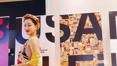 Nhan sắc và gu thời trang của 'mợ Xuân' nóng bỏng trong phim Vợ Ba