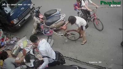 Sự bất cẩn dễ dàng xảy ra tai nạn mà ai cũng cần xem