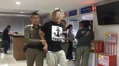 Du khách Pháp bị bắt vì trộm điện thoại Huawei