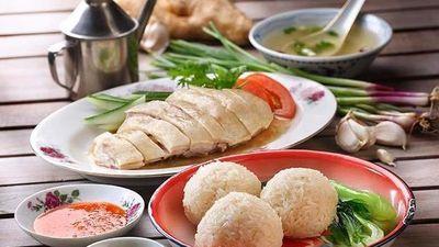 Công thức đơn giản chế biến cơm gà Hải Nam chuẩn vị Singapore