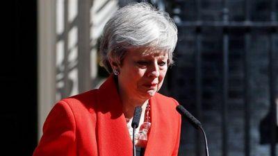 Bà Theresa May tuyên bố từ chức Thủ tướng Anh trong nước mắt