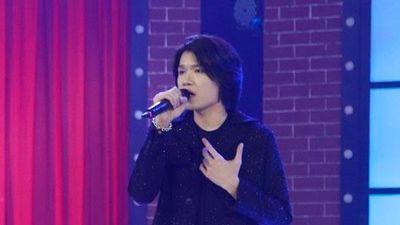 Diễn viên hài Quang Trung được khen ngợi khi hát hit của Bảo Anh
