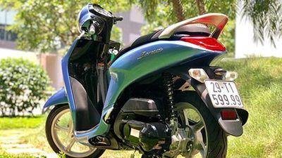 Xe ga Yamaha Janus biển 'tứ quý 9' giá 48 triệu tại Hà Nội