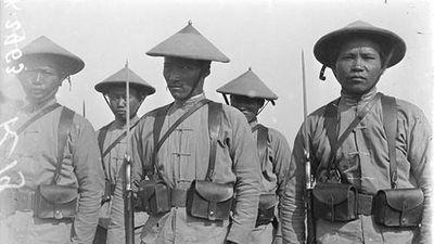 Vì sao người Việt xuất hiện trên chiến trường châu Âu 1917?