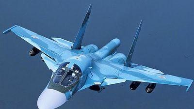 Không quân Nga dội bom chính xác trận địa pháo, diệt hàng chục tay súng nổi dậy
